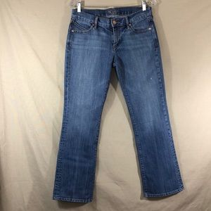"Old Navy ""The Diva"" Boot Cut Denim Jeans *Short"